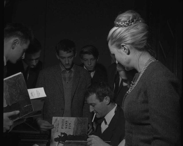 1964 PM paras à Orléans aide-moniteur Ferlat's boy! Flamen20