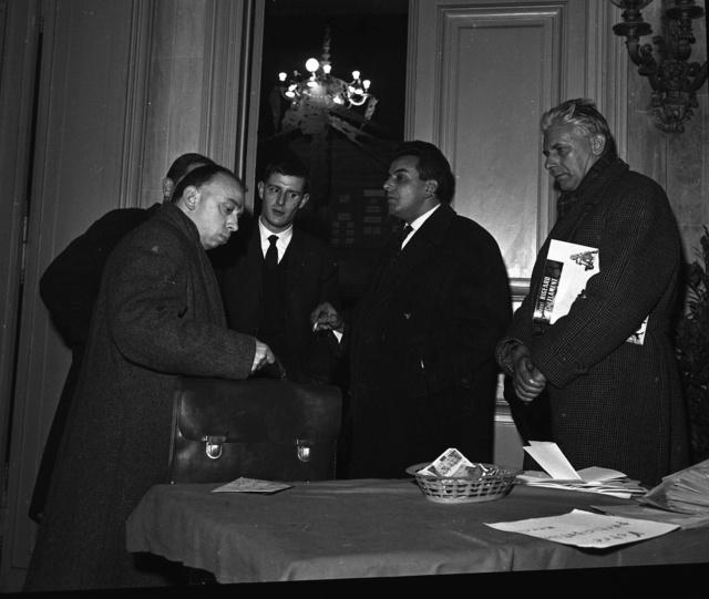 1964 PM paras à Orléans aide-moniteur Ferlat's boy! Flamen25