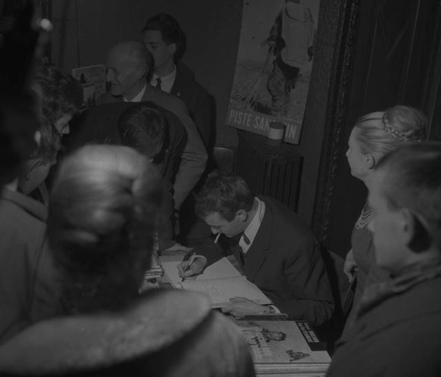 1964 PM paras à Orléans aide-moniteur Ferlat's boy! Flamen27