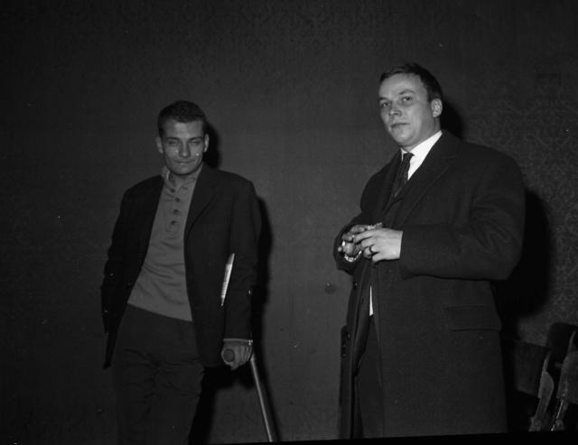 1964 PM paras à Orléans aide-moniteur Ferlat's boy! Flamen38