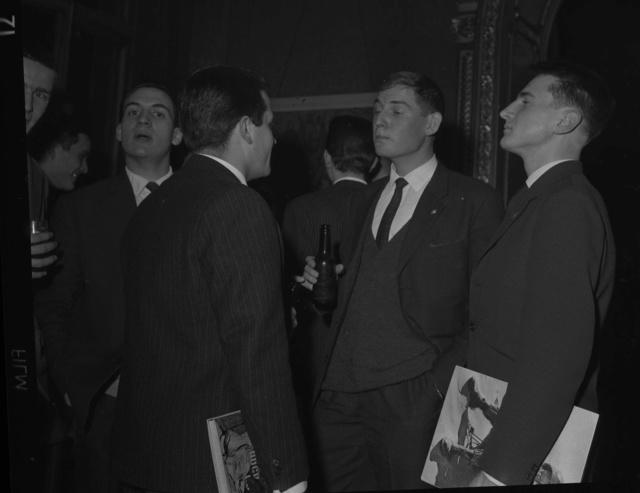 1964 PM paras à Orléans aide-moniteur Ferlat's boy! Flamen39