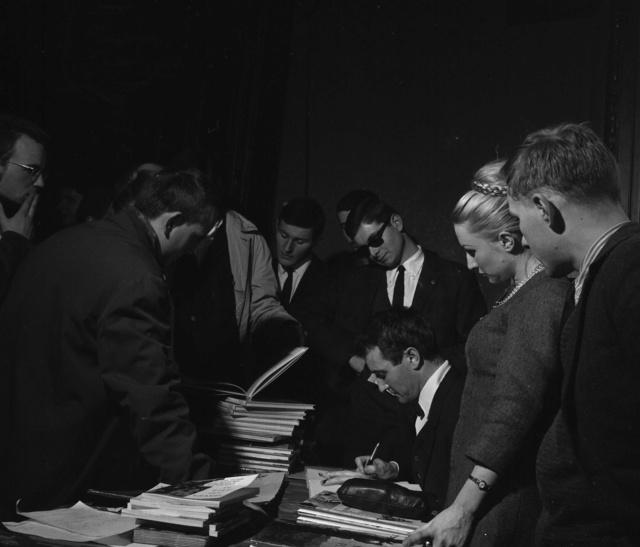 1964 PM paras à Orléans aide-moniteur Ferlat's boy! Flamen42
