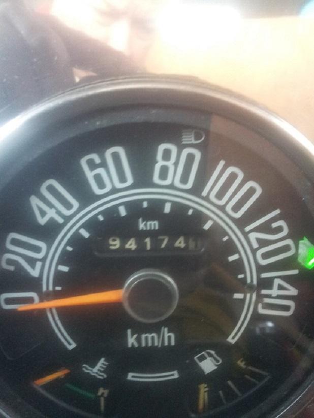 10000 km en CJ7 01310
