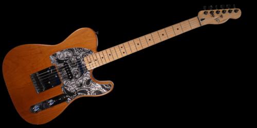 COSMIK GUITARE  / FRANK BOLAERS Un luthier aux mains d'or! Casors10