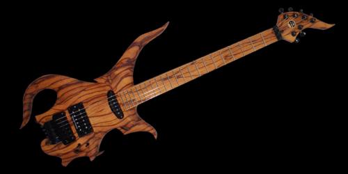 COSMIK GUITARE  / FRANK BOLAERS Un luthier aux mains d'or! Hivm-q10