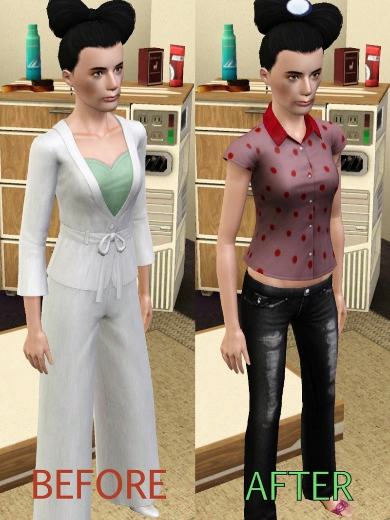 Sims Who Dressed in the Dark - Post Your Pics Here [2013-2015] - Page 9 Screen25