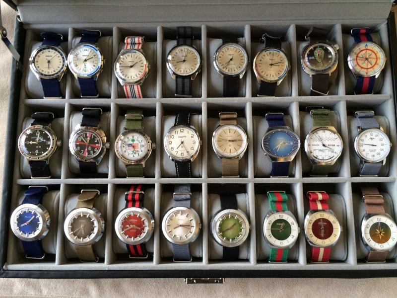 Le bilan 2013 de vos achats de montres russes - Page 3 201310