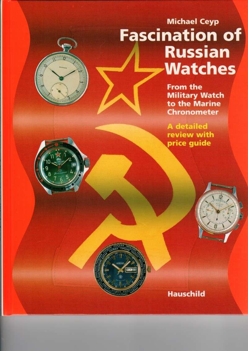 Fascination of Russian Watches P110