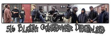 516 Black Gangster Disciples 516_bg12