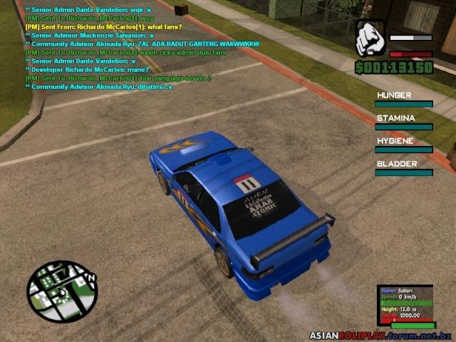516 Black Gangster Disciples Sa-mp-45