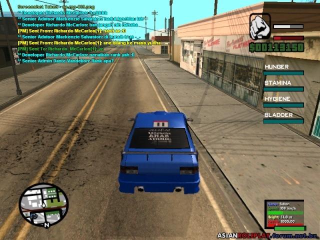 516 Black Gangster Disciples Sa-mp-46