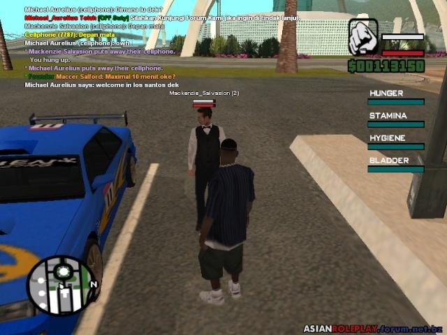 516 Black Gangster Disciples Sa-mp-48