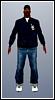 516 Black Gangster Disciples Skin_216