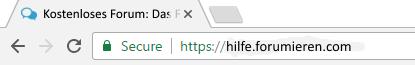 [Tutorial - alle Versionen] Schritte zum Migrieren deines Forums zu HTTPS Have-s10