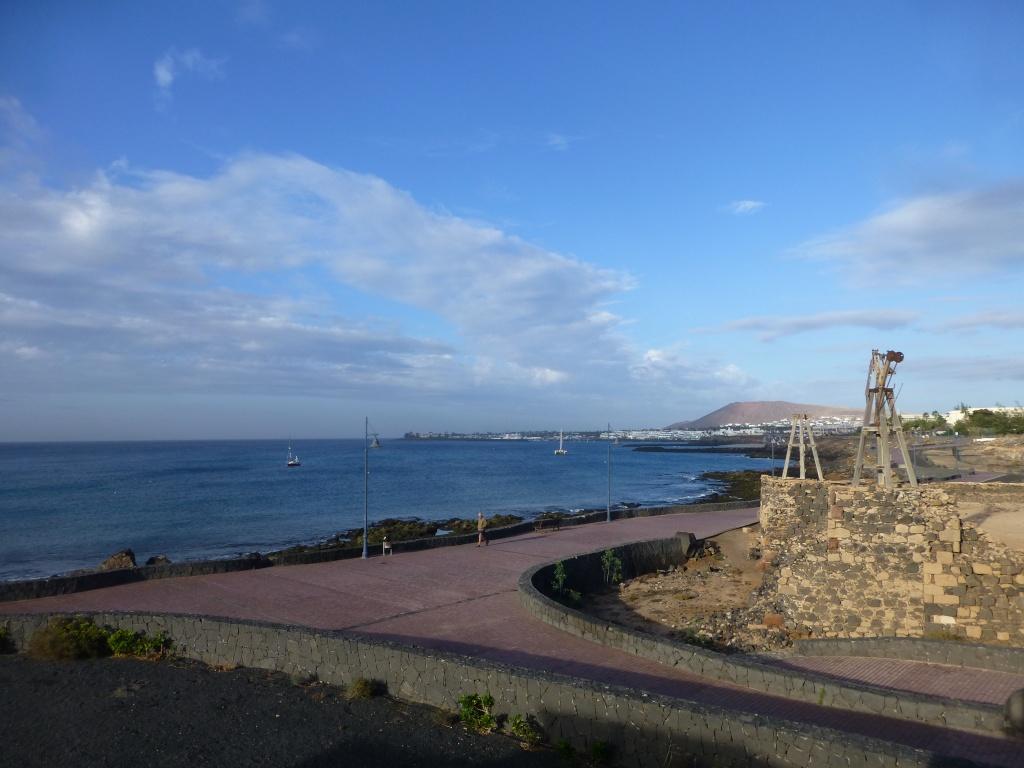 Canary Islands, Lanzarote, Playa Blanca, 2013 00117