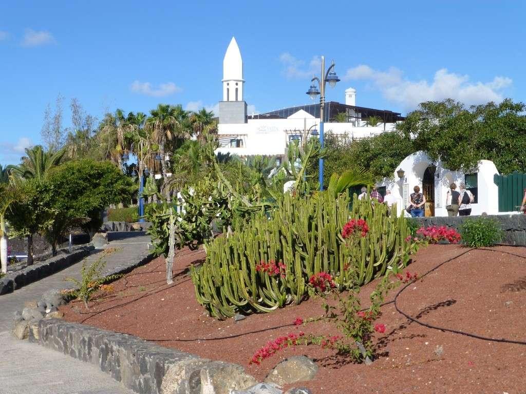 Canary Islands, Lanzarote, Playa Blanca, 2013 02413