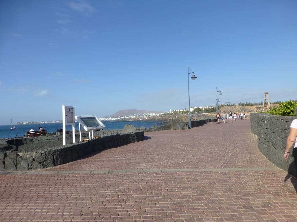 Canary Islands, Lanzarote, Playa Blanca, 2013 02511