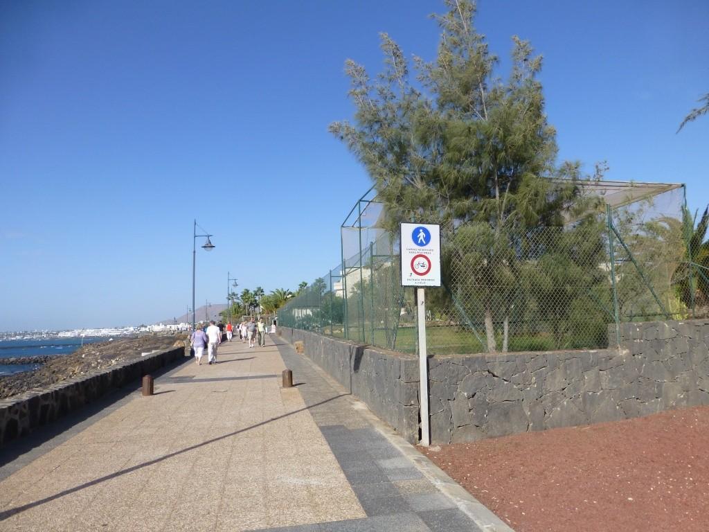 Canary Islands, Lanzarote, Playa Blanca, 2013 02611