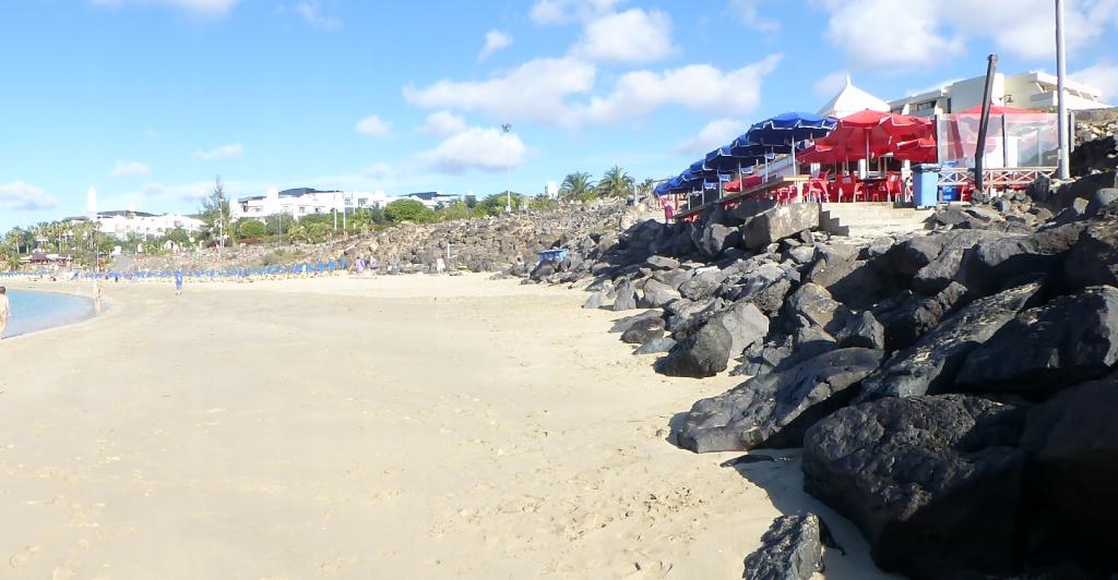 Canary Islands, Lanzarote, Playa Blanca, 2013 02714