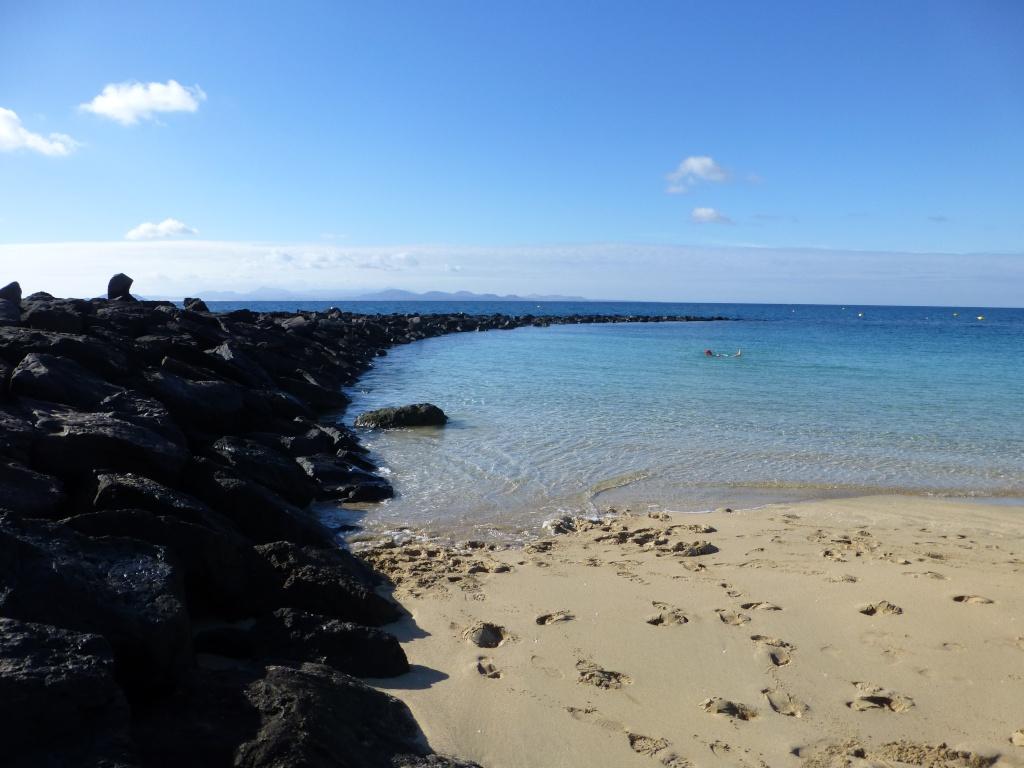 Canary Islands, Lanzarote, Playa Blanca, 2013 02915