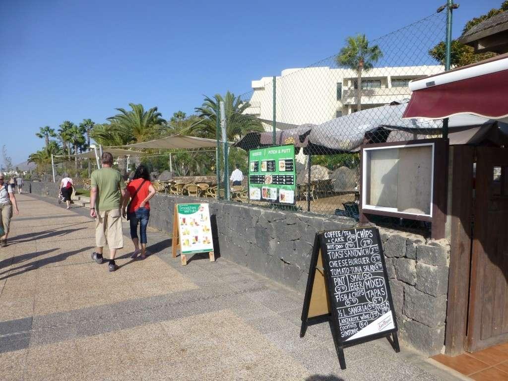 Canary Islands, Lanzarote, Playa Blanca, 2013 03010