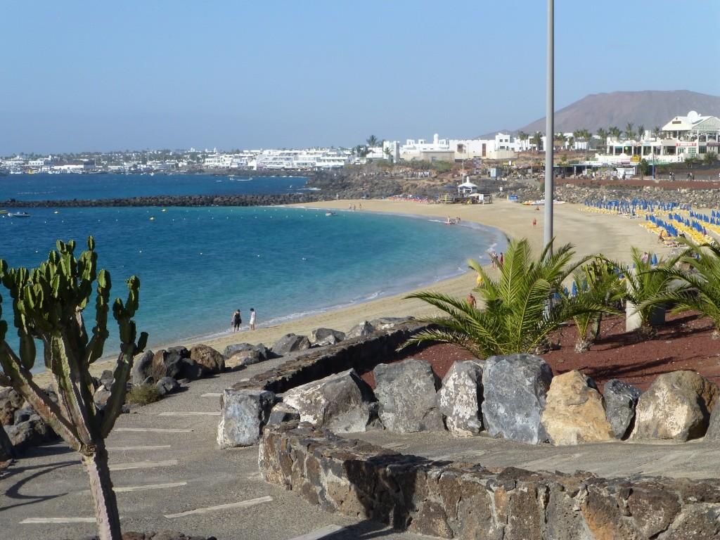 Canary Islands, Lanzarote, Playa Blanca, 2013 03210