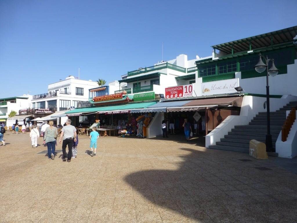 Canary Islands, Lanzarote, Playa Blanca, 2013 03710