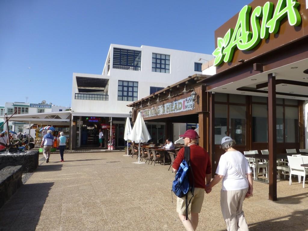 Canary Islands, Lanzarote, Playa Blanca, 2013 04911