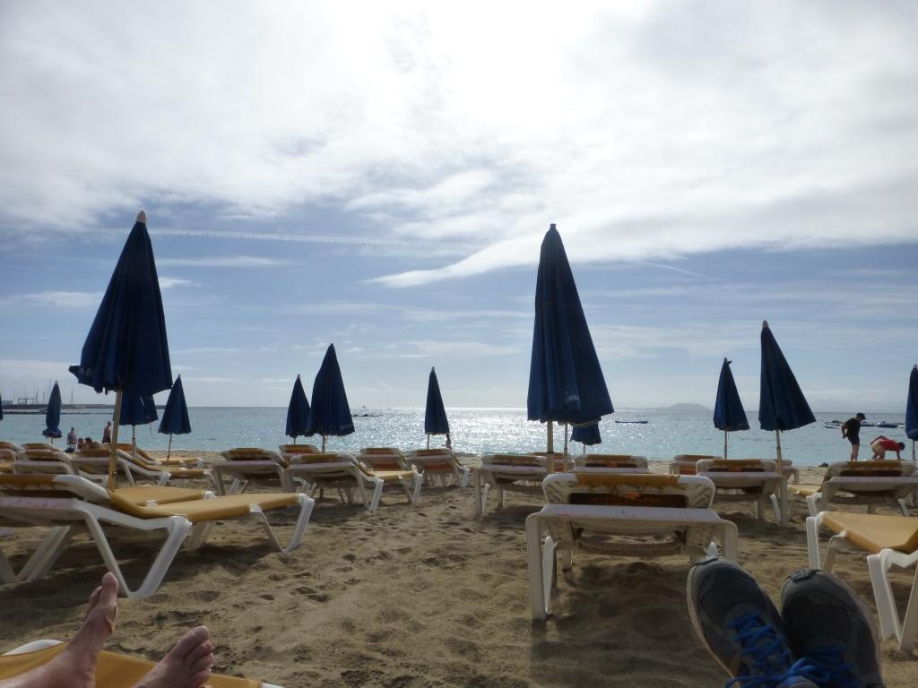 Canary Islands, Lanzarote, Playa Blanca, 2013 05111