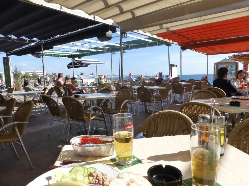 Canary Islands, Lanzarote, Playa Blanca, 2013 06513
