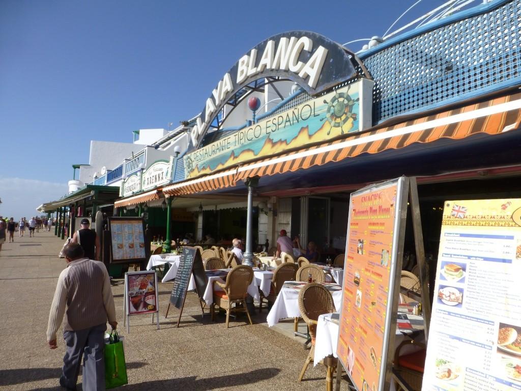 Canary Islands, Lanzarote, Playa Blanca, 2013 07011