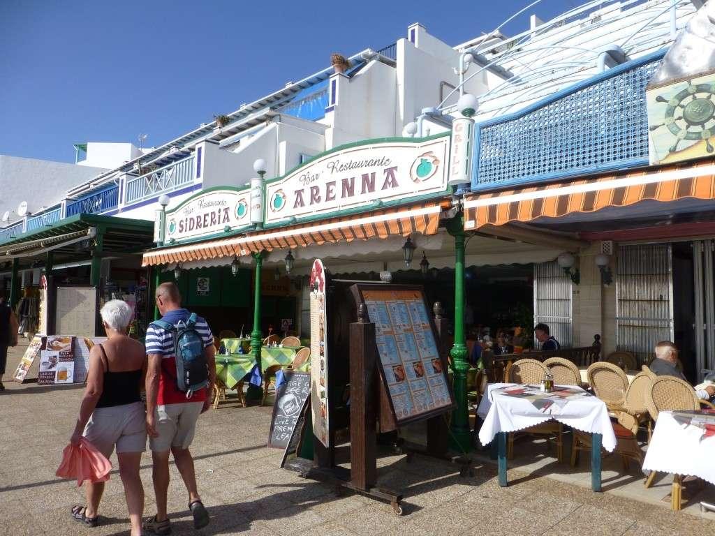Canary Islands, Lanzarote, Playa Blanca, 2013 07112
