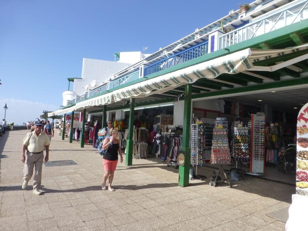 Canary Islands, Lanzarote, Playa Blanca, 2013 07210