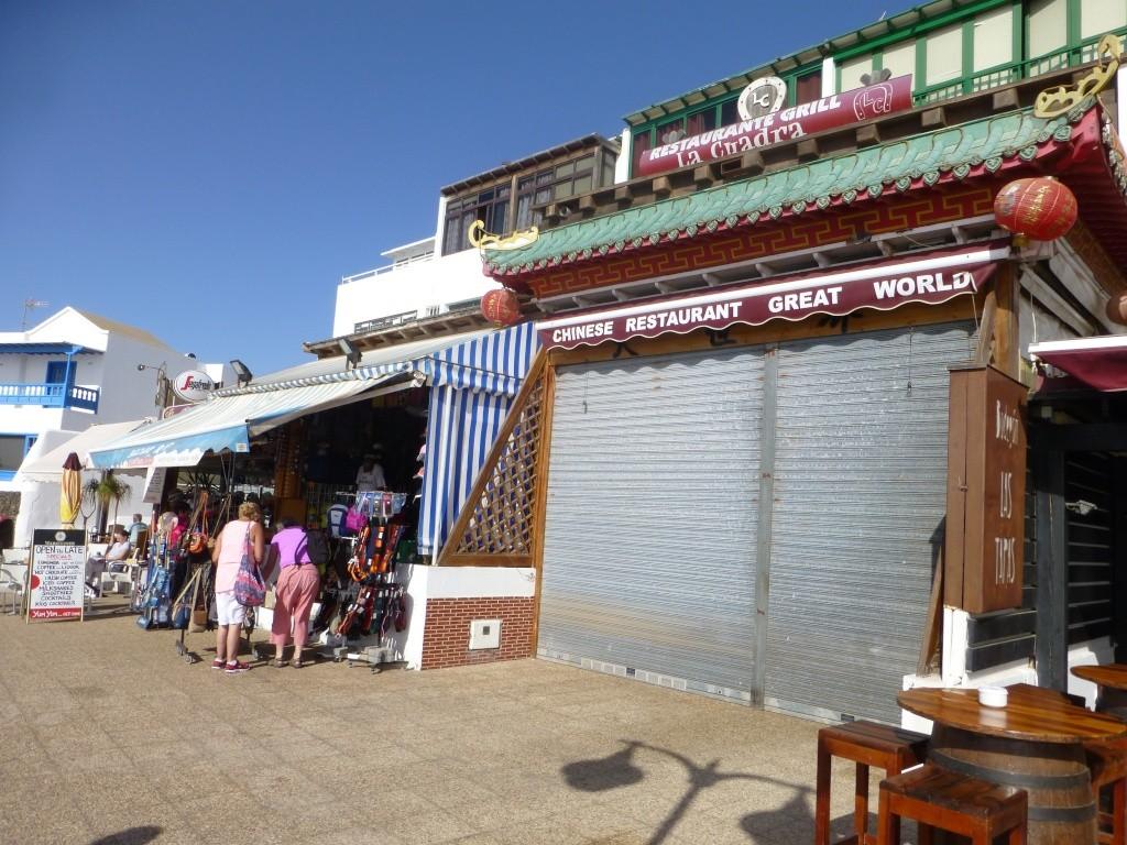 Canary Islands, Lanzarote, Playa Blanca, 2013 08210