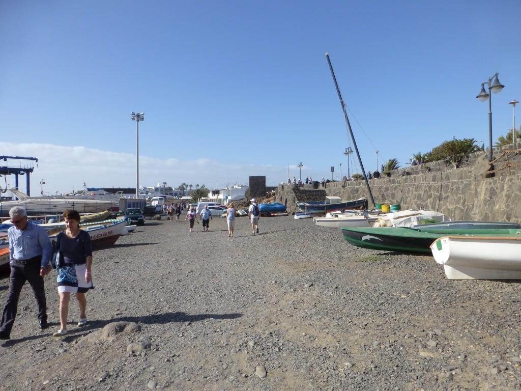 Canary Islands, Lanzarote, Playa Blanca, 2013 08910