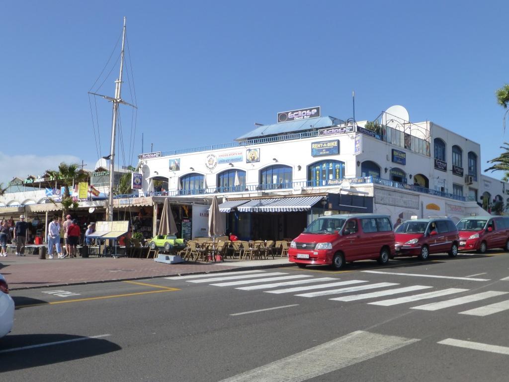 Canary Islands, Lanzarote, Playa Blanca, 2013 10110