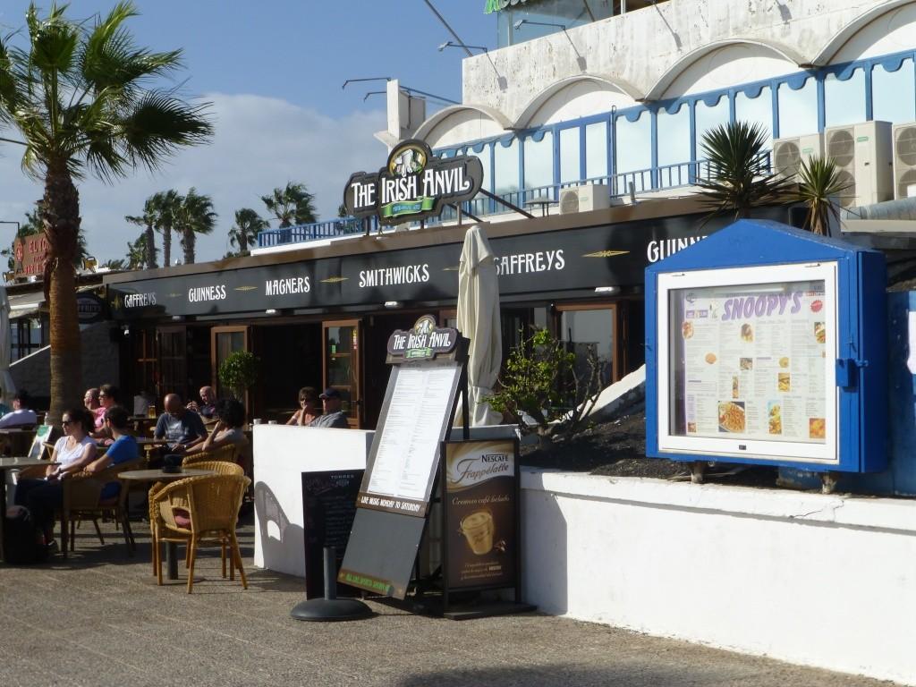 Canary Islands, Lanzarote, Playa Blanca, 2013 10310