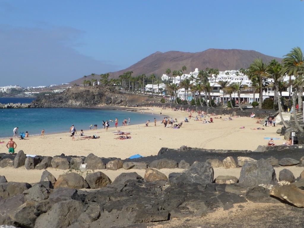 Canary Islands, Lanzarote, Playa Blanca, 2013 11510