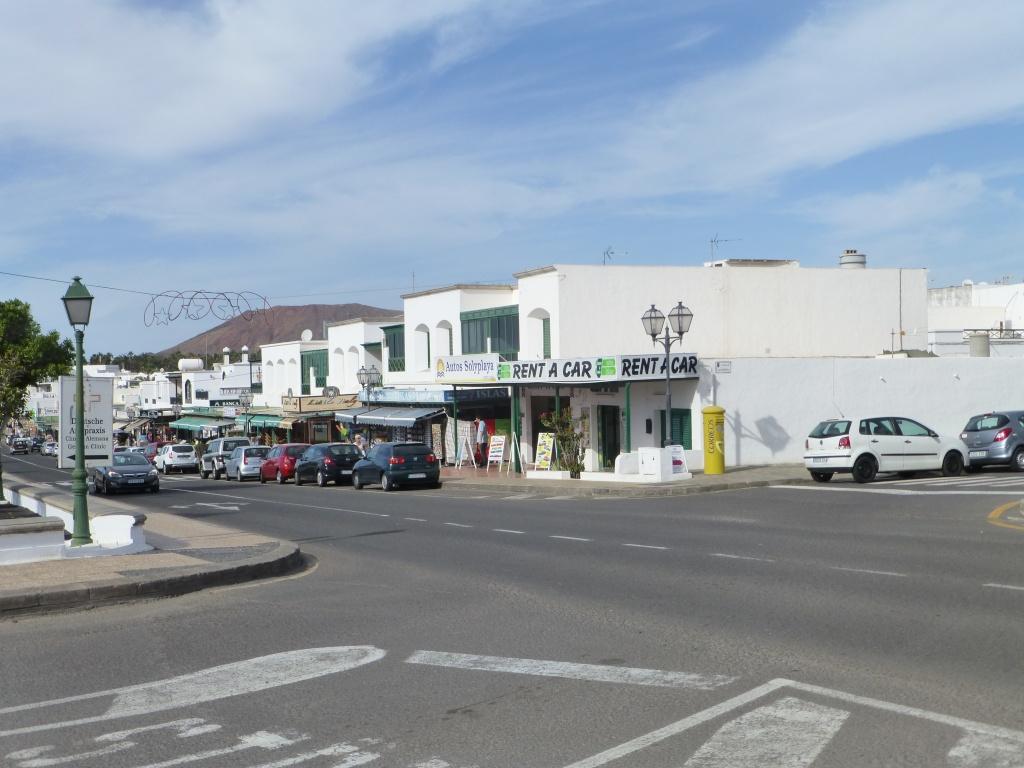Canary Islands, Lanzarote, Playa Blanca, 2013 11710