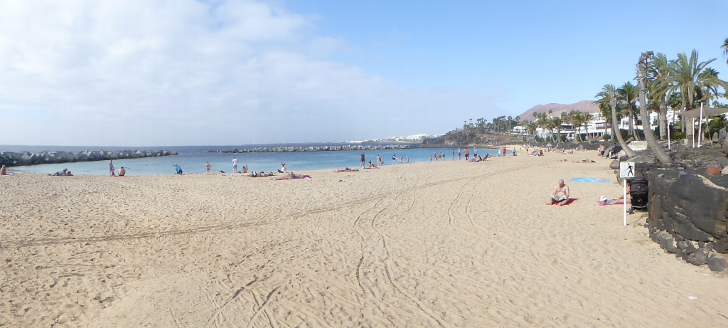 Canary Islands, Lanzarote, Playa Blanca, 2013 11711