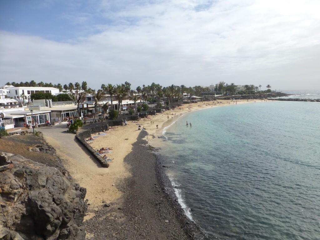 Canary Islands, Lanzarote, Playa Blanca, 2013 13311