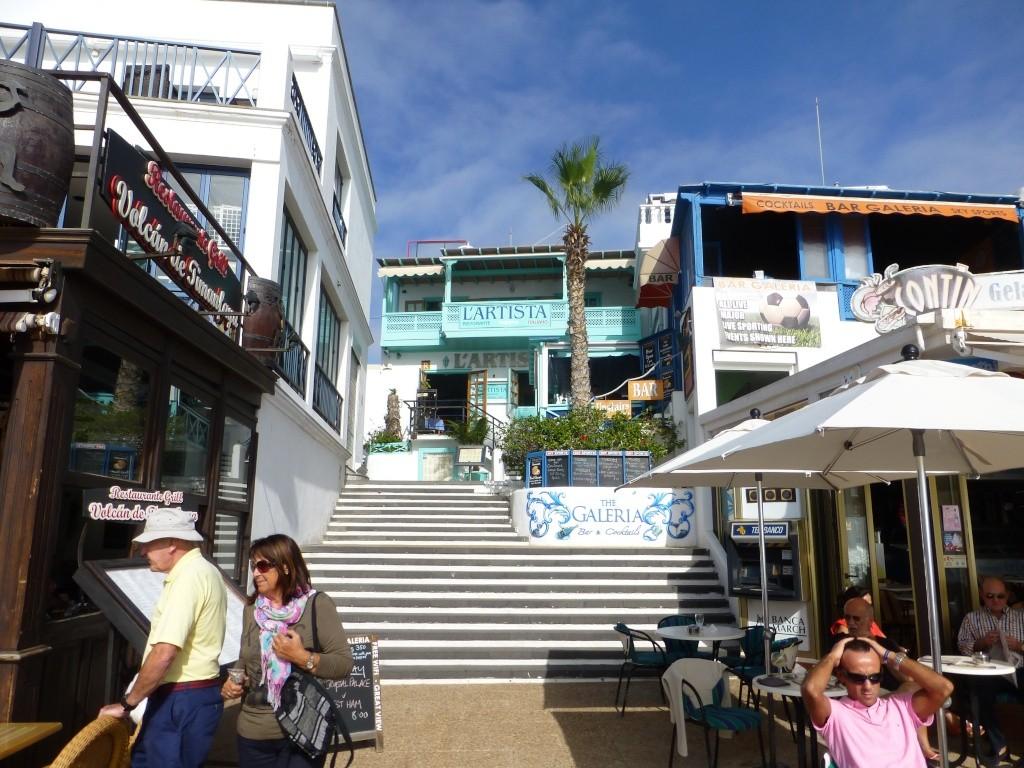 Canary Islands, Lanzarote, Playa Blanca, 2013 14710