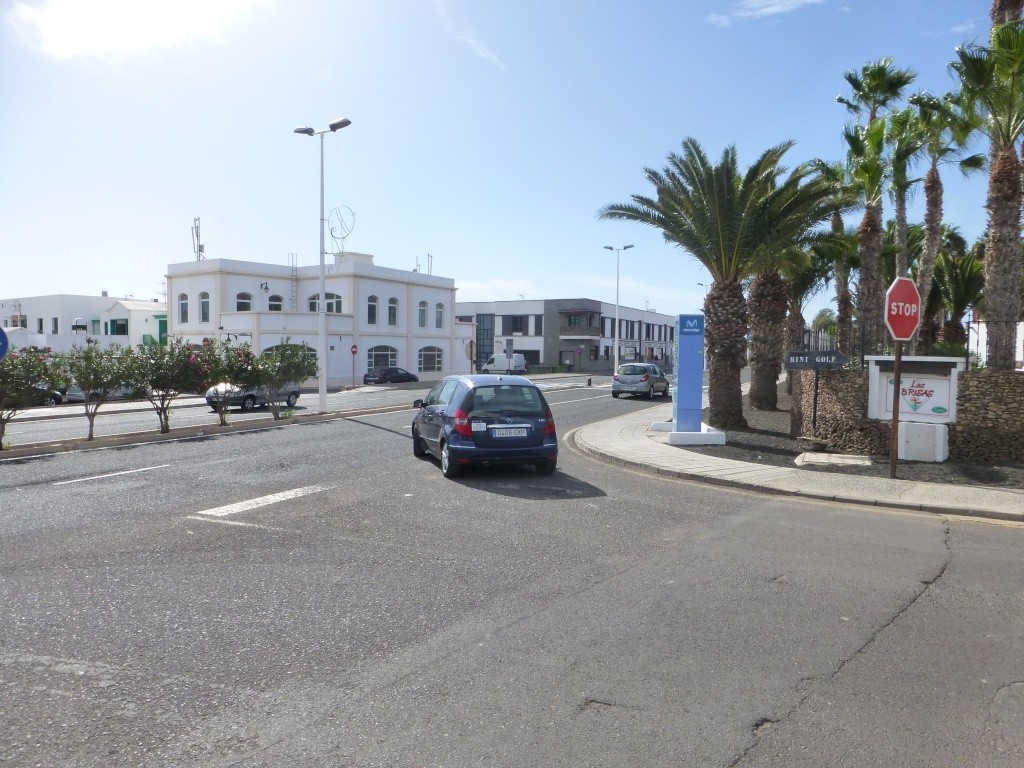 Canary Islands, Lanzarote, Playa Blanca, 2013 15510