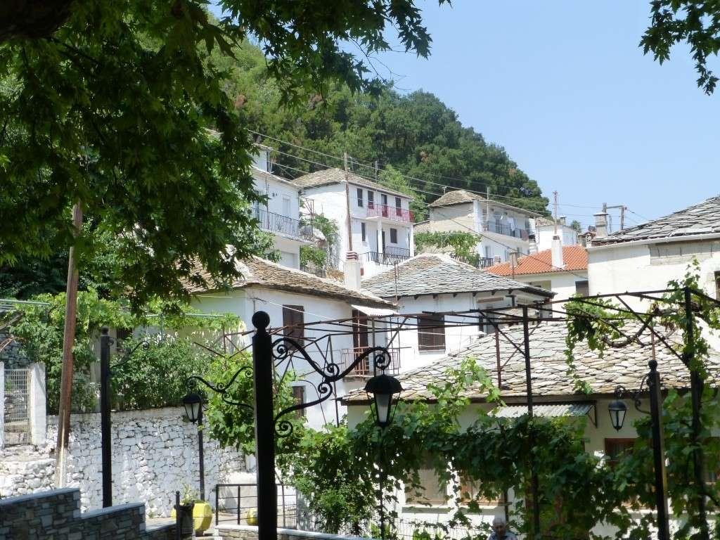 Greece, the Island of Thassos, Golden Beach, MiniTrain trip 61610