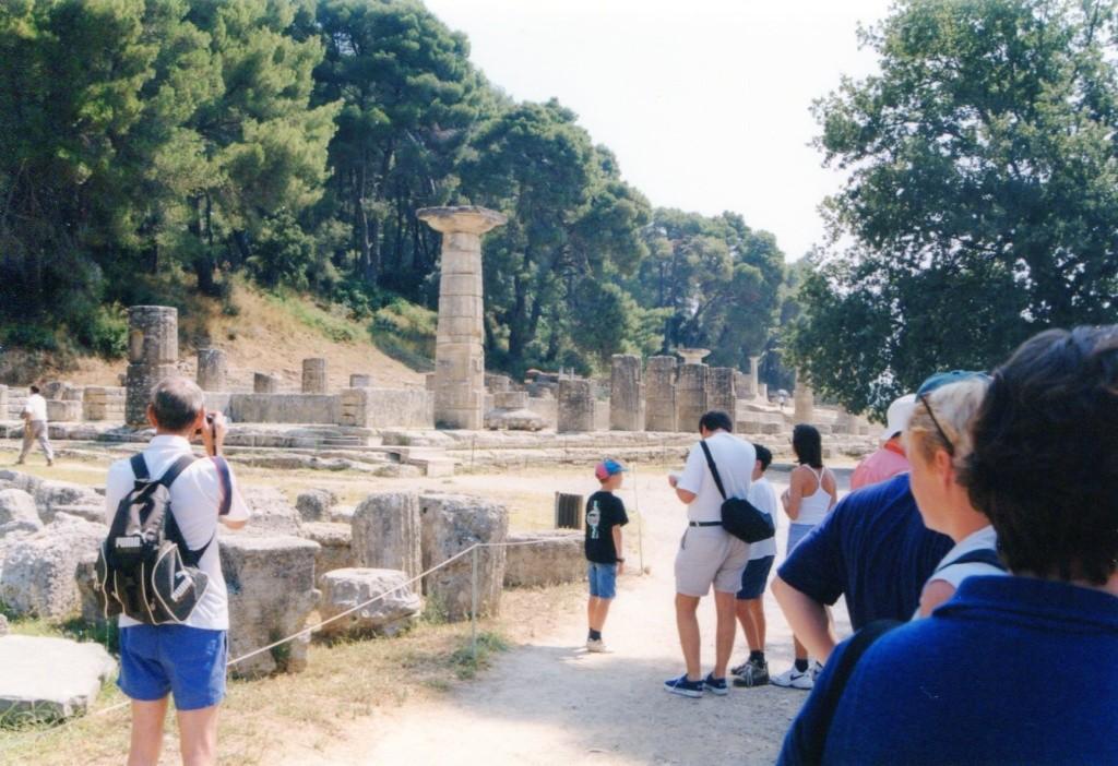 Greece, The Mainland, Stoupa, Olympia Img14610