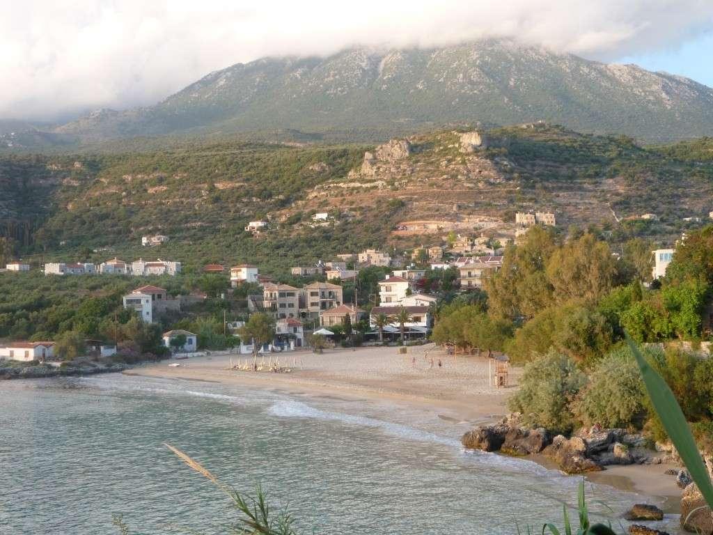 Greece, The Mainland, Stoupa, Olympia P1000712