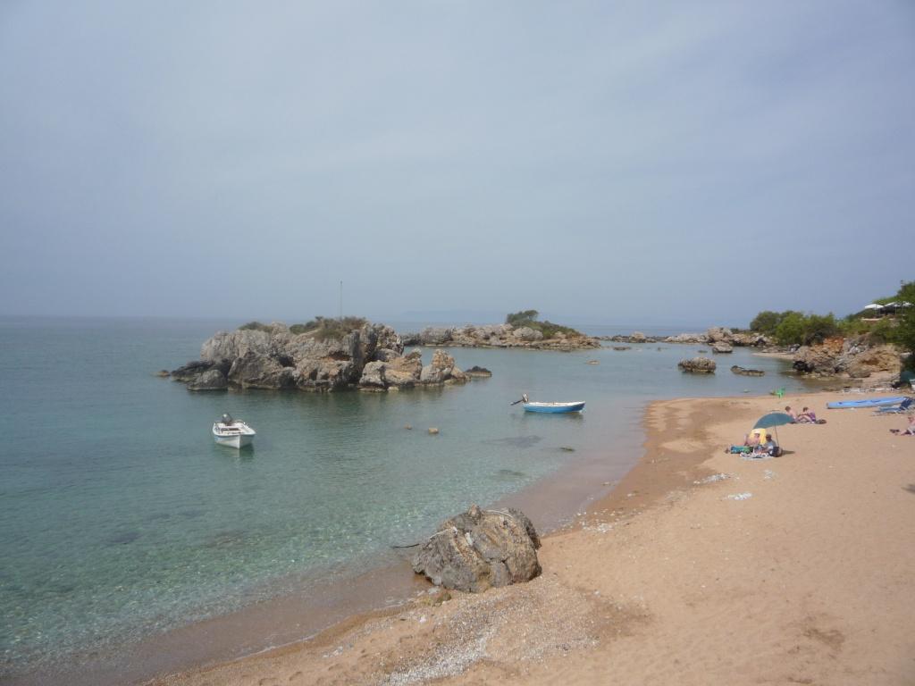 Greece, The Mainland, Stoupa, Olympia P1000720