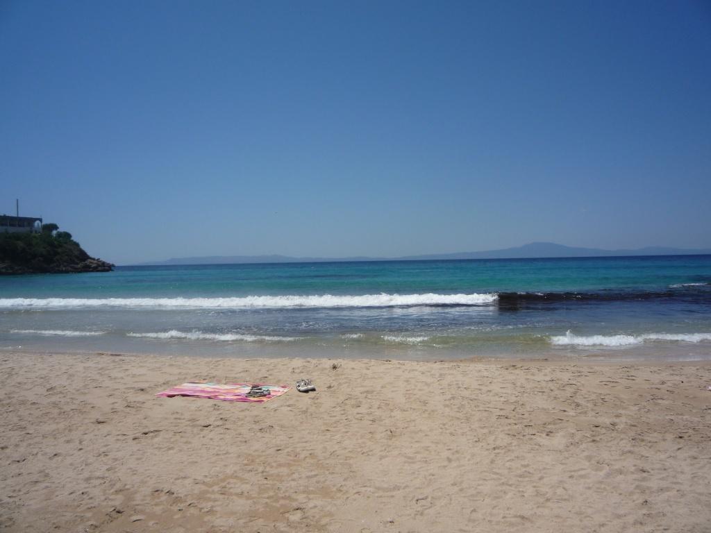 Greece, The Mainland, Stoupa, Olympia P1000727