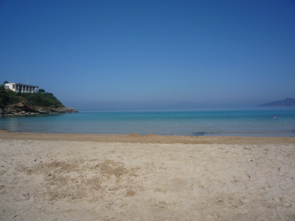 Greece, The Mainland, Stoupa, Olympia P1000729