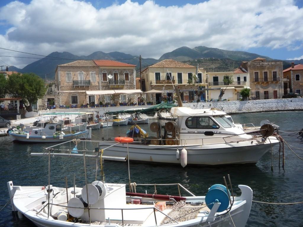 Greece, The Mainland, Stoupa, Olympia P1000741